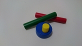 Set of Replacement Knobless Cylinders (4 pcs)