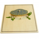 Animal Skeleton Puzzle: Turtle