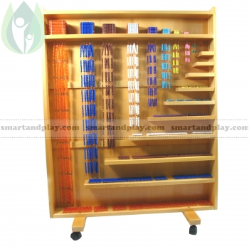 Complete Bead Material (only Cabinet)
