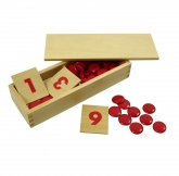 Number Cards & Counters