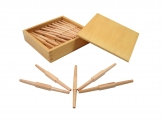 Set of 45 Spindles with Box